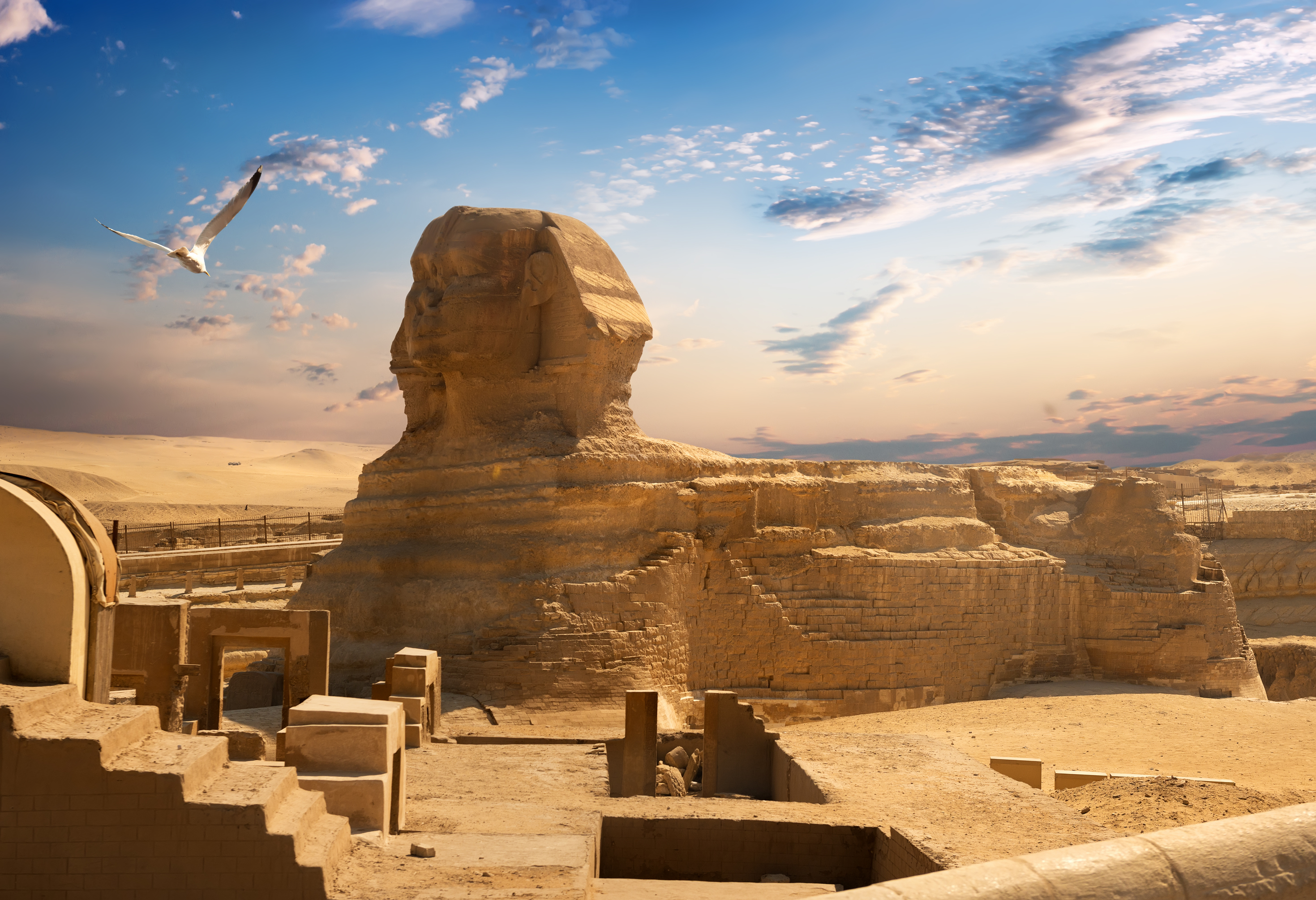 Sphinx and Giza
