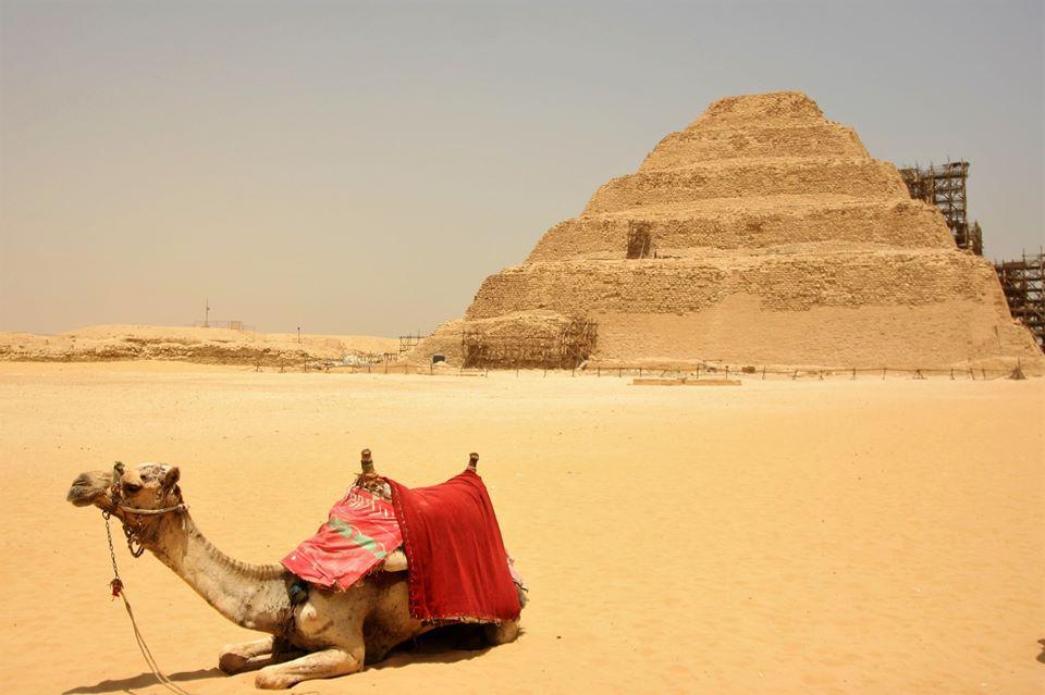 Relato de uma turista brasileira no Egito